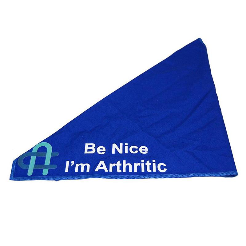 CAM Bandana Blue