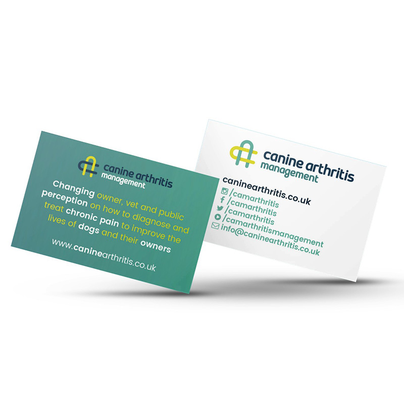 CAM Online Resource Business Cards
