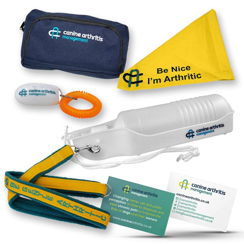Dog Walkers CAM Starter Kit