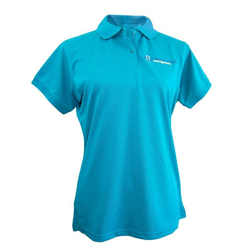 CAM Polo Shirt Front