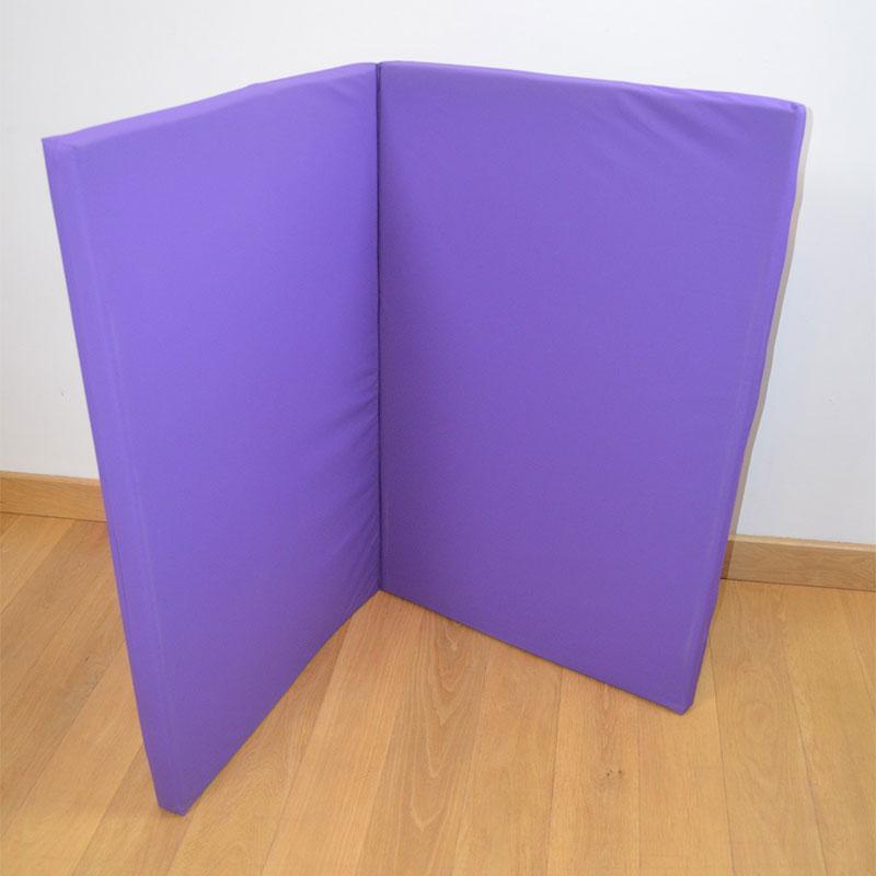 Folding Mat Standing