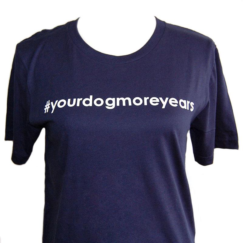 CAM Hashtag Tshirt Navy