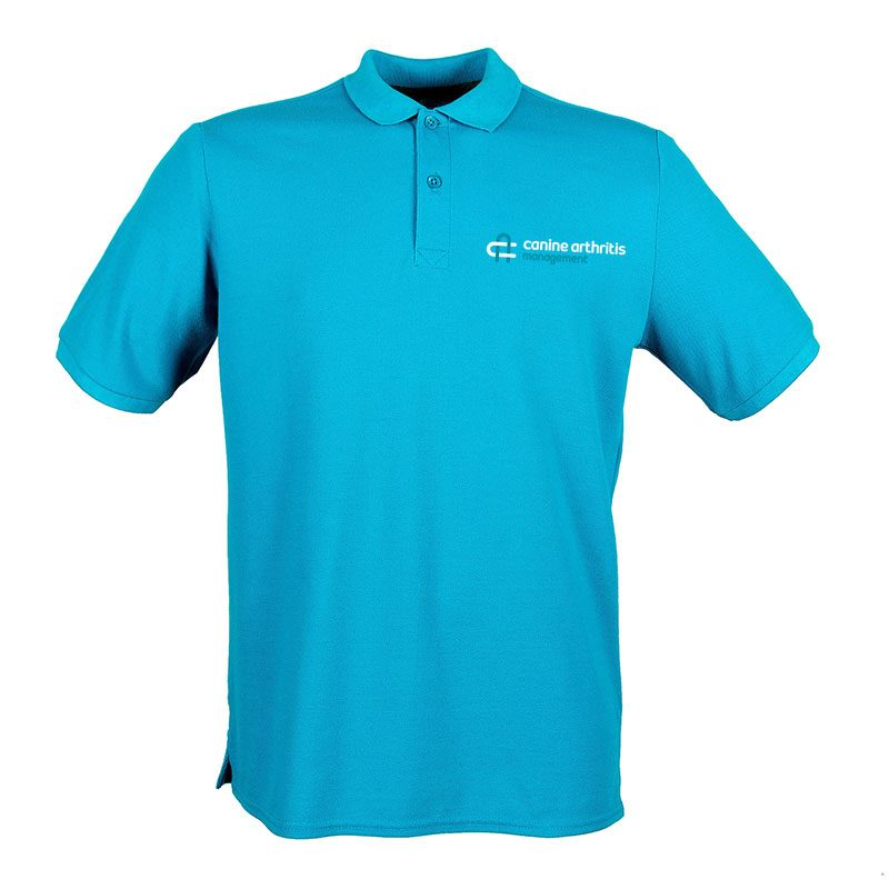 CAM Poloshirt Front Unisex
