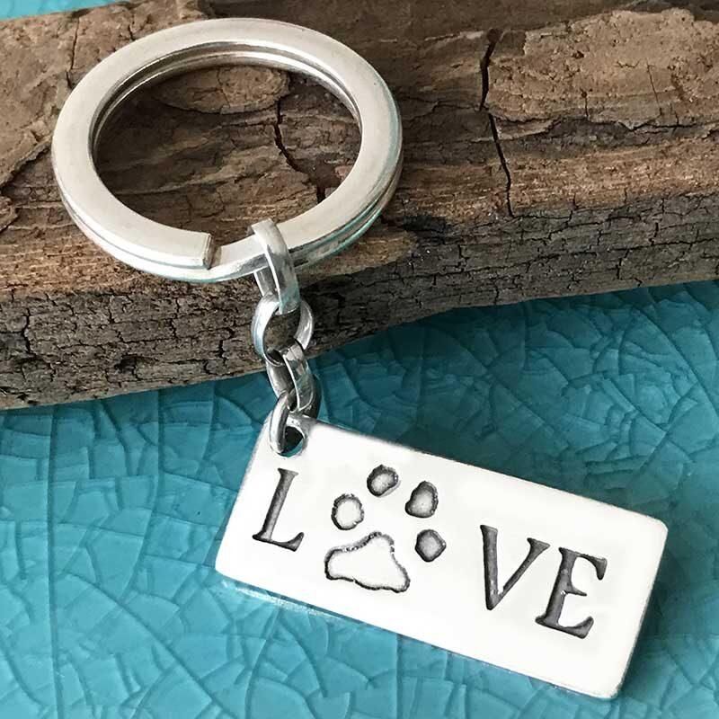 Keyring LOVE